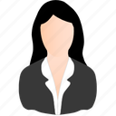 business, white, woman