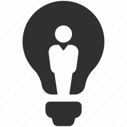business idea, concept, idea, innovation, innovative, light bulb, market idea icon