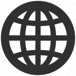 connection, earth, global, globe, international, internet, network icon