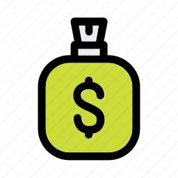 bag, bank, business, currency, dollar, finance, money icon