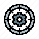 business, finance, planning, productivity, setting, time icon
