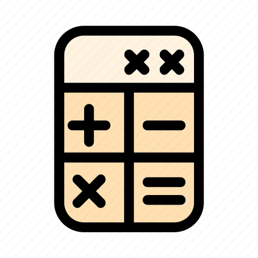 business, calculation, calculator, finance, math, number icon
