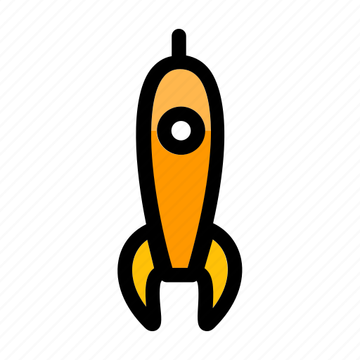 business, finance, mission, rocket, space, startup, transport icon