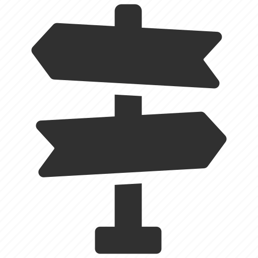 business decision, decision, decision making, decisions, direction, directions, sign icon