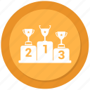 cup, prize, winner icon
