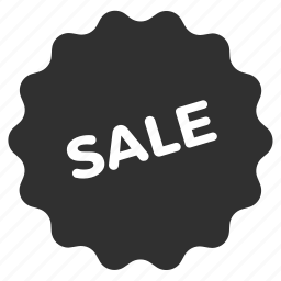 discount, ecommerce, sale, sale badge, sale sign, sales, shopping icon