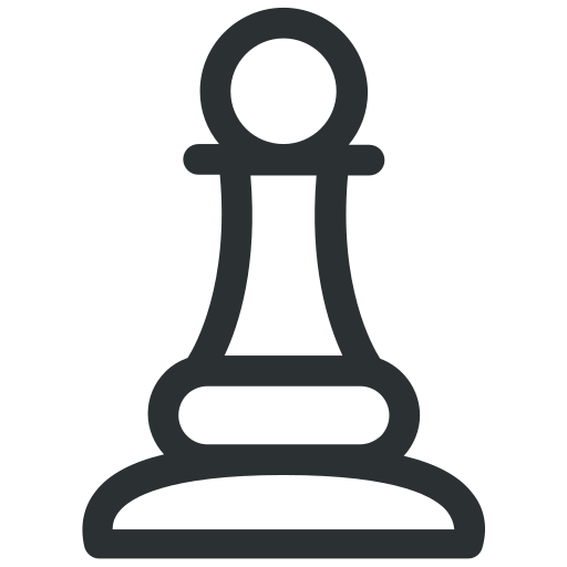 business, chess, game, marketing, plan, strategy, vision icon icon