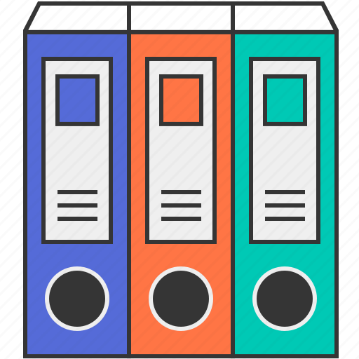 archive, document, documents, file, folder icon