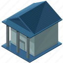 architecture, building, cript, graveyard, tombstone icon