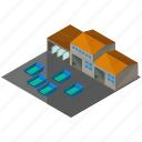 building, estate, storage, warehouse