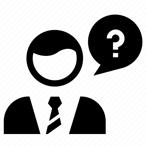 details, faq, info, inquire, question icon