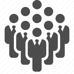 brainstorming, business, businessman, businessmen, group, people, team icon