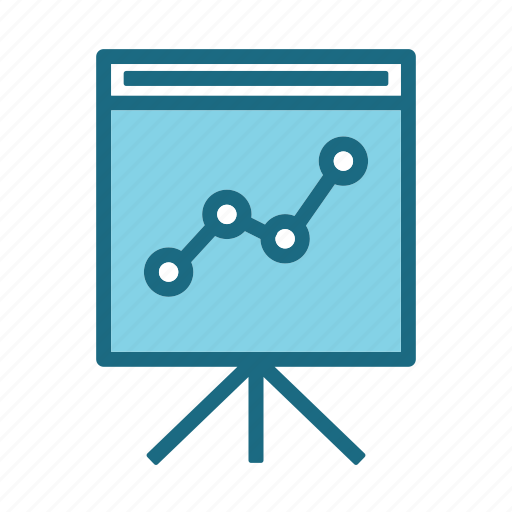 analysis, analytics, finance, financial, graphs icon