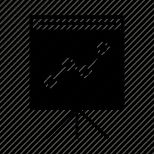 analysis, analytics, finance, financial, graphs icon