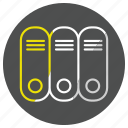 archive, data, document, files icon