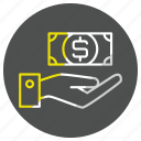 hand, money, bank, business, currency, finance, payment