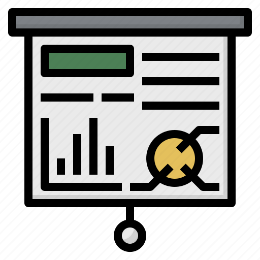 bars, business, chart, finances, financial, presentation, statistics icon