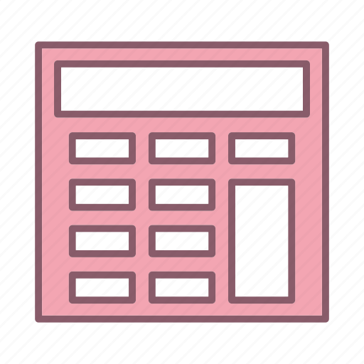 budget, bussiness, calculator, marketing, math icon