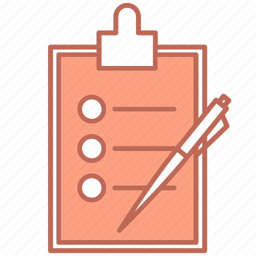 business, bussiness, list, marketing, plan, survey icon