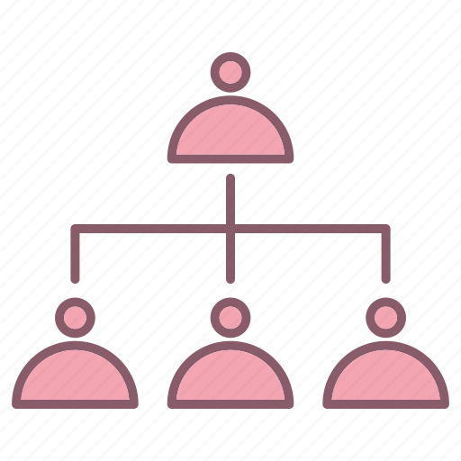 bussiness, marketing, network, organisation icon