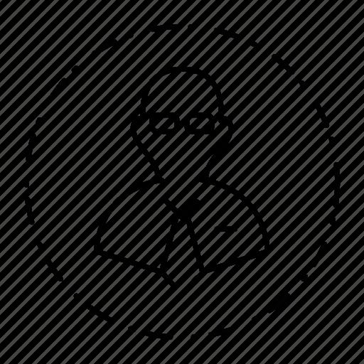 account, avatar, men, user icon