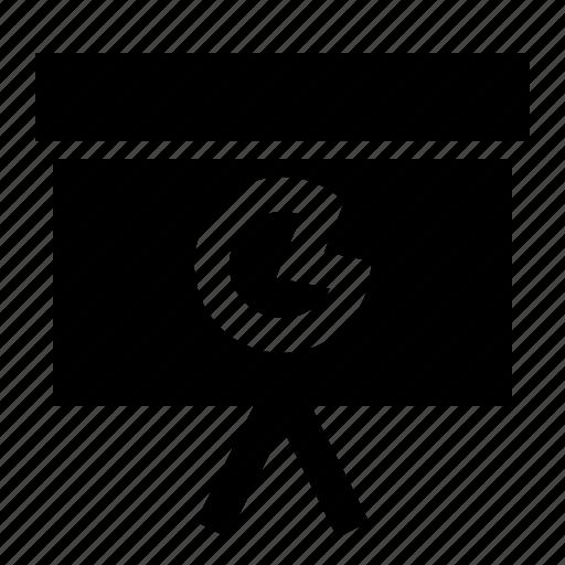 Analytics, business, chart, graph, office, pie, presentation icon - Download on Iconfinder