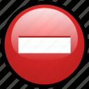 block, cancel, close, delete, private, remove, stop icon
