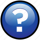data, help, info, information, question, service, support icon