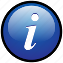 alert, data, info, information, instructions, knowledge, warning icon
