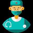 avatar, doctor, frontliner, medical staff, surgeon