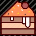 bakery, cake, cupcake, desert icon