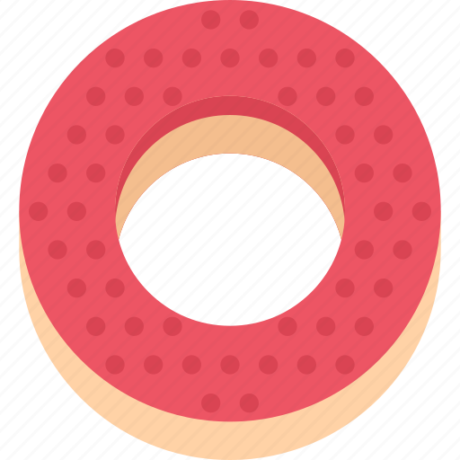 bagel, cafe, candy, confectionery, sweets icon