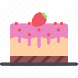 cafe, cake, candy, confectionery, sweets icon
