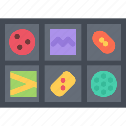 cafe, candies, candy, chocolate, confectionery, sweets icon