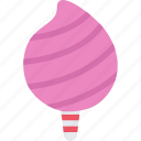 cafe, candy, confectionery, cotton, sweets icon