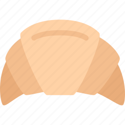 cafe, candy, confectionery, croissant, sweets icon
