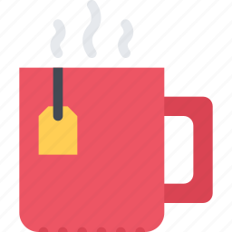 cafe, candy, confectionery, cup, sweets, tea icon