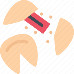 cafe, candy, confectionery, cookie, fortune, sweets icon