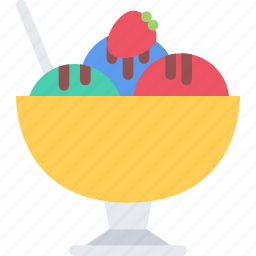 cafe, candy, confectionery, cream, ice, sweets icon