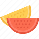 cafe, candy, confectionery, jelly, slices, sweets icon