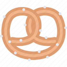 cafe, candy, confectionery, pretzel, sweets icon