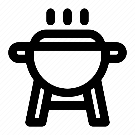barbecue, bbq, cooking, food, grill, roaster icon