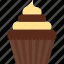 bakery, birthday, cake, cupcake, dessert, muffin, pastry