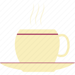 beverage, cup, drink, hot, morning, refreshment, tea icon