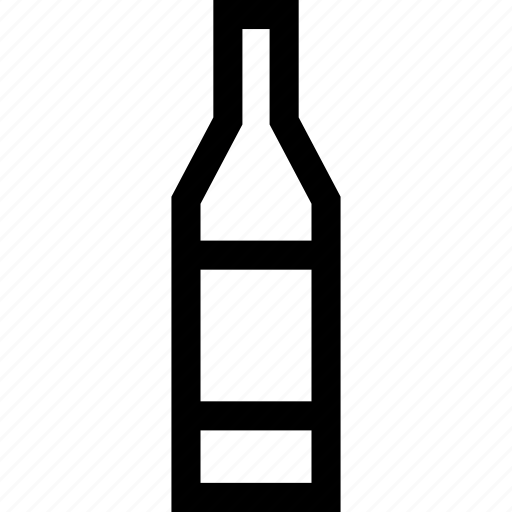 alcohol, beverage, bottle, wine icon