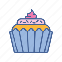 cake, cookies, cupcake, dessert, food, tart