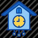alarm, calendar, clock, cuckoo, date, schedule, time
