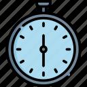 stopwatch, essentials, application, ui, date, timer, basic