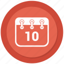 calendar, plan, rota, schedule, strategy icon