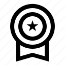 badge, call, center, communication, customer, service, trophy